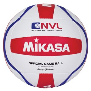 Official NVL game volleyball