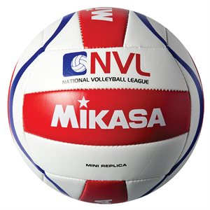 Mini replica of NVL game volleyball