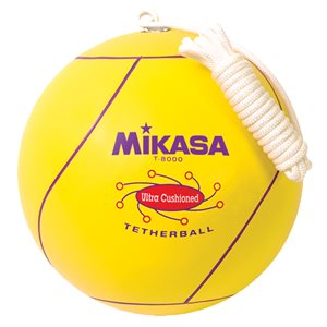 Tetherball, rubber cover