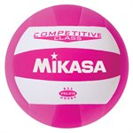 Mikasa indoor / outdoor ball, pink
