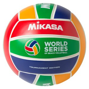 Replica of the WSOBV official ball