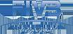 FIVB logo bleu 100